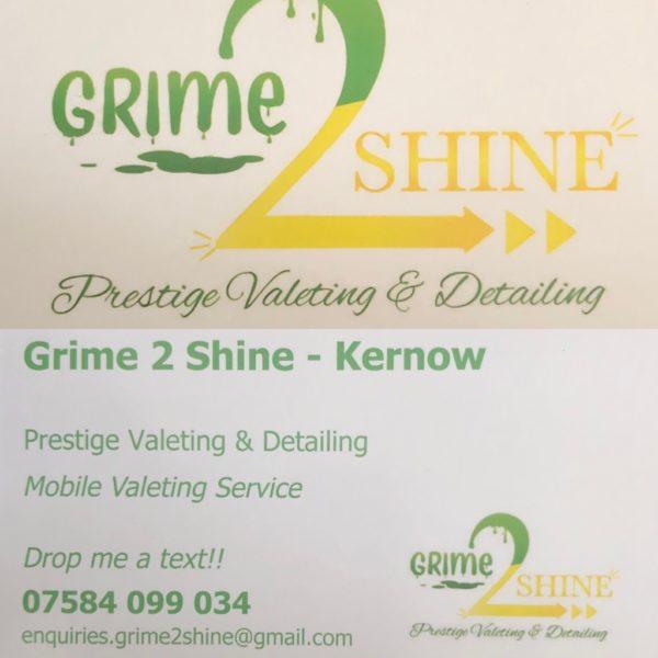 Grime 2 Shine Kernow