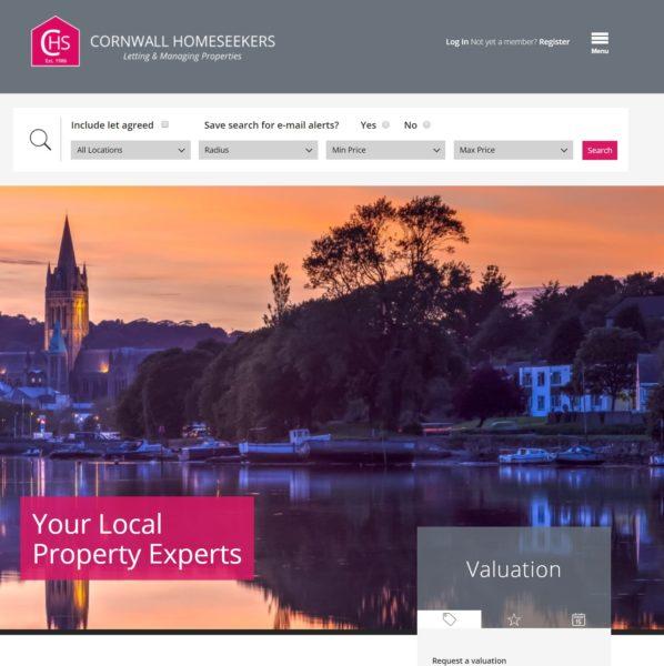 Cornwall Homeseekers Ltd