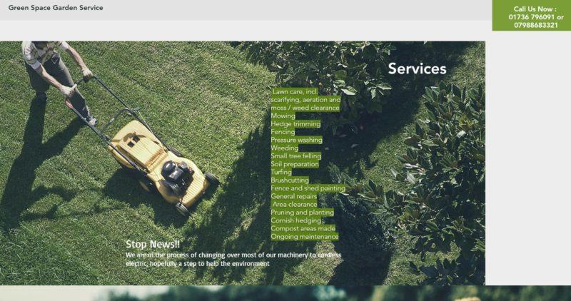 Green Space Garden Service
