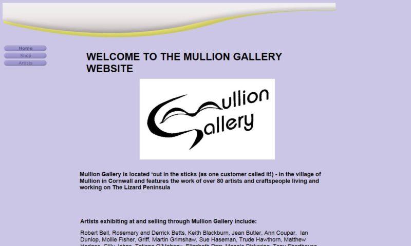 Mullion Gallery