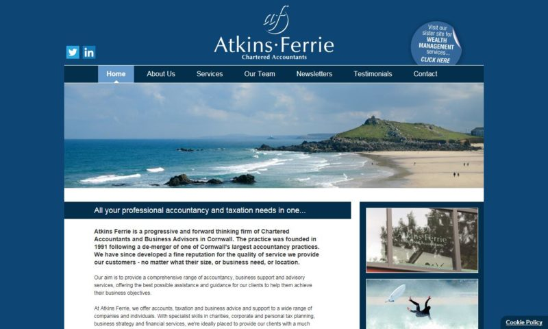 Atkins Ferrie, Chartered Accountants