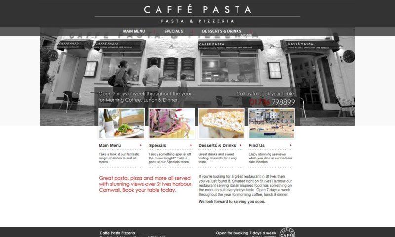 Caffe Pasta – Pasta & Pizzeria