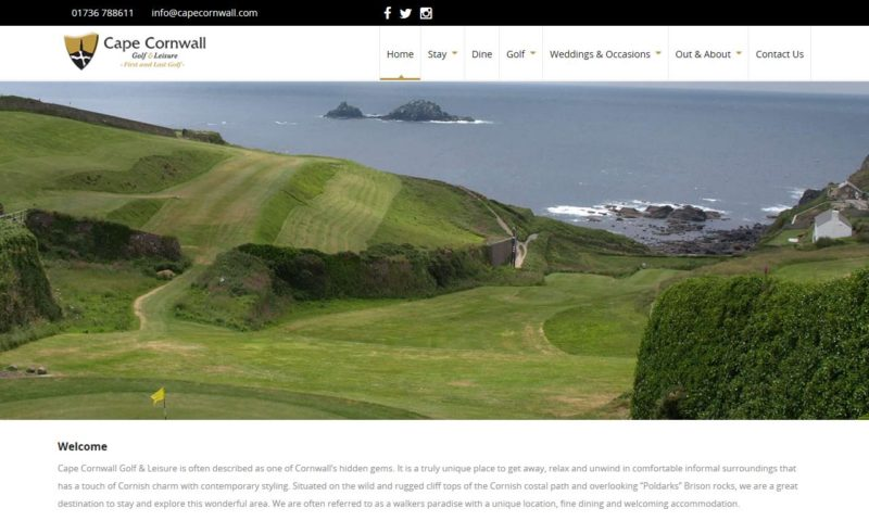 Cape Cornwall Country Club
