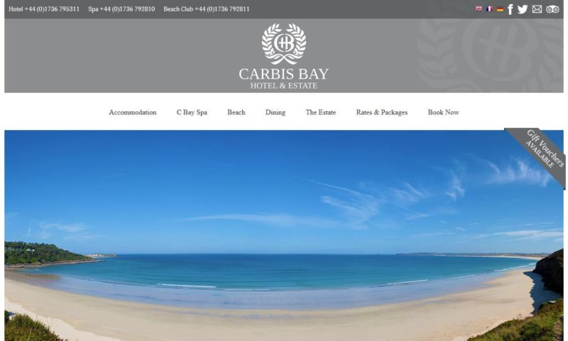 Carbis Bay Self-Catering