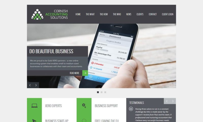 Cornish Accounting Solutions