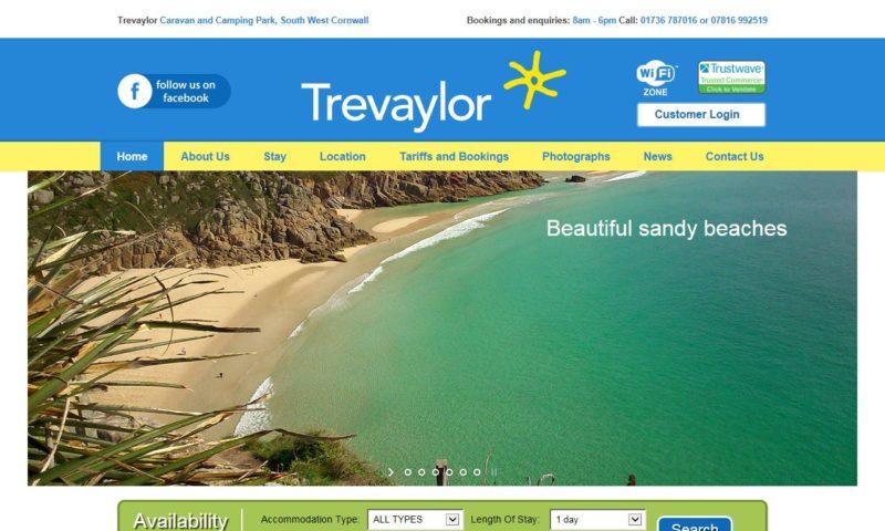 Trevaylor Camping Park