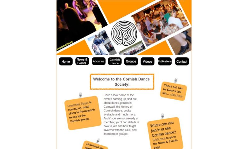 Cornish Dance Society