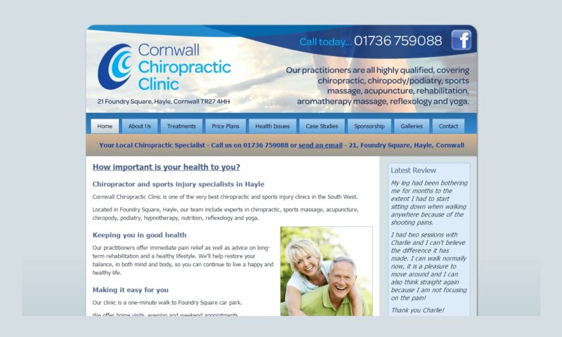 Cornwall Chiropractic Clinic