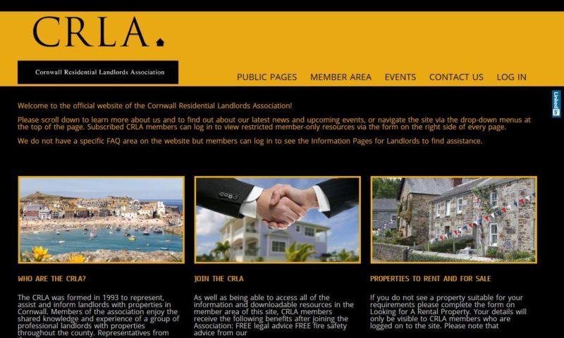 Cornwall Residential Landlords Association