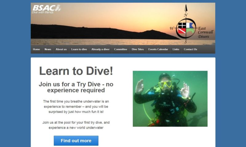 East Cornwall Divers