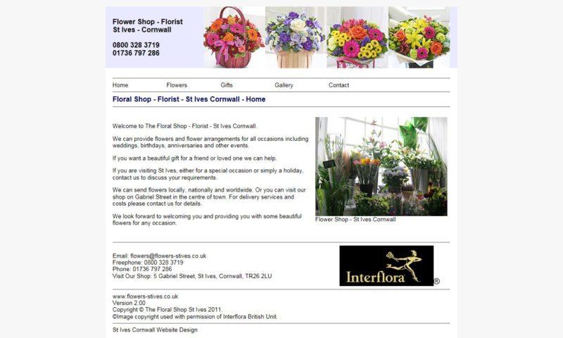 Flower Shop – Florist