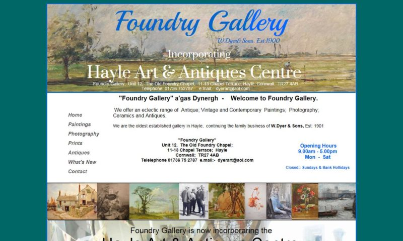 Foundry Gallery