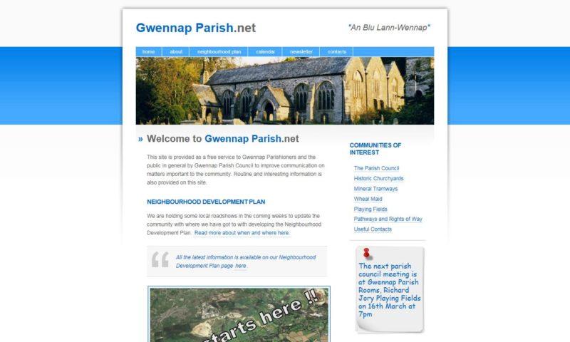 Gwennap Parish