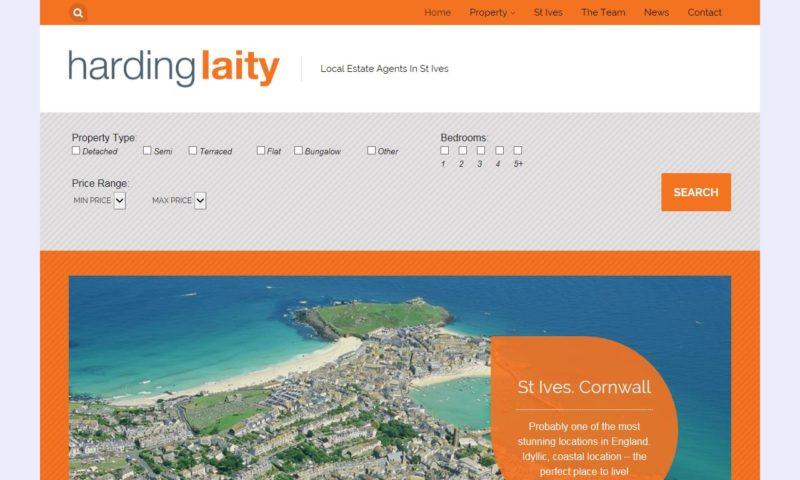 Harding Laity