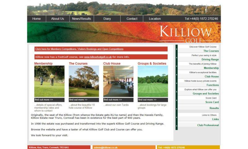 Killiow Golf