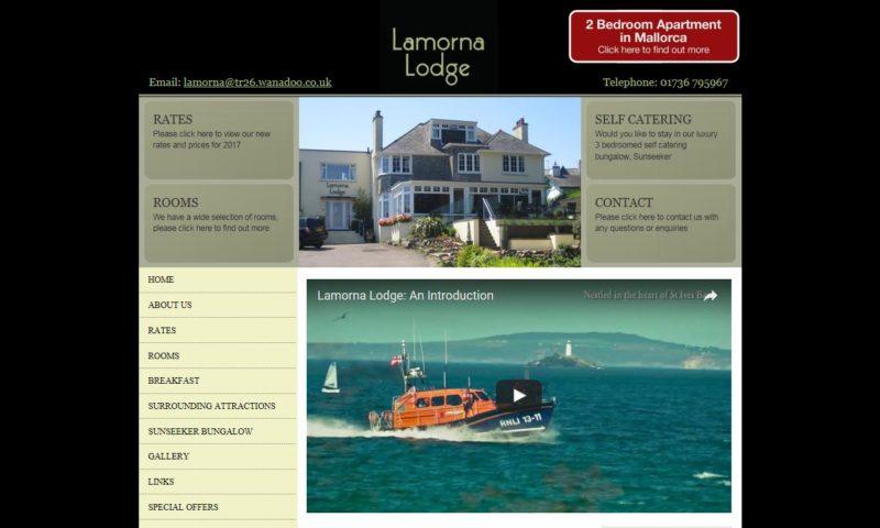 Lamorna Lodge