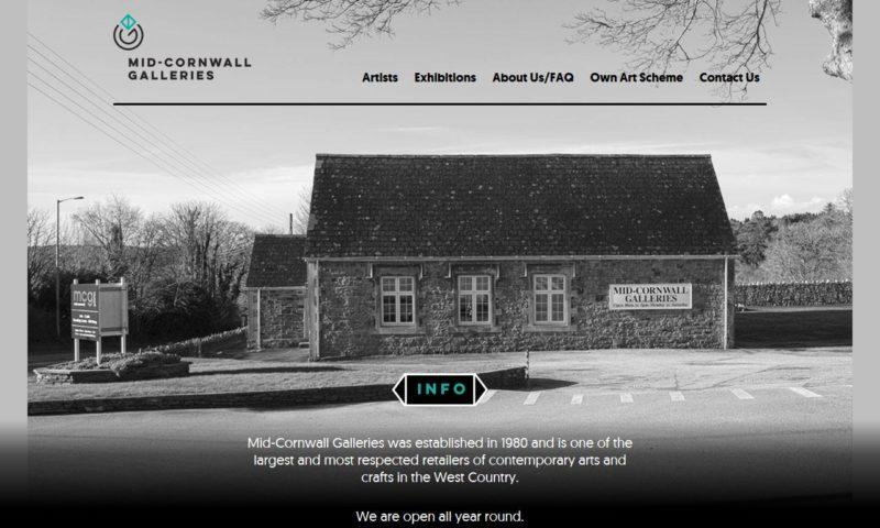 Mid-Cornwall Galleries