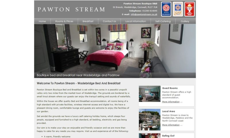 Pawton Stream