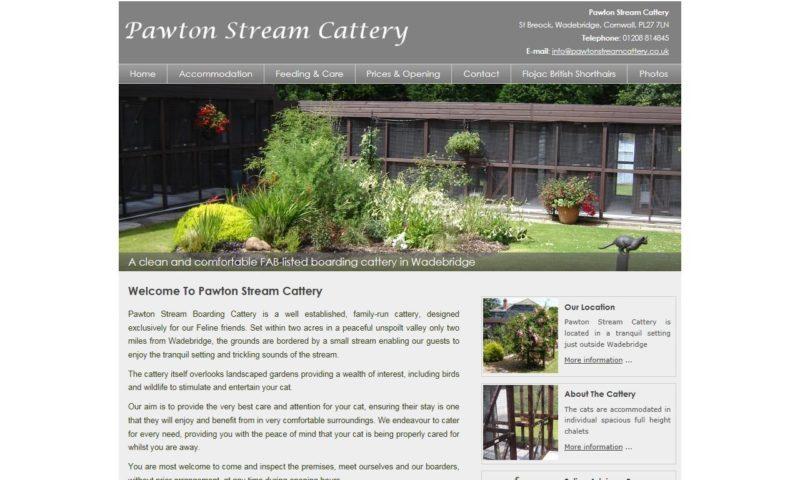 Pawton Stream Cattery