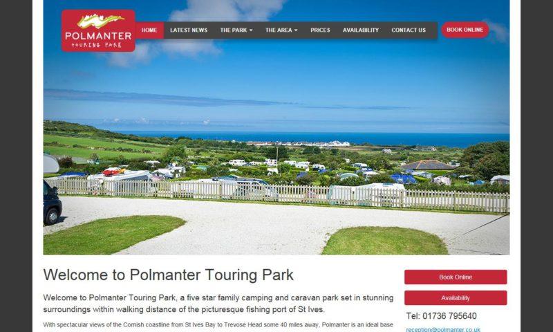 Polmanter Touring Park