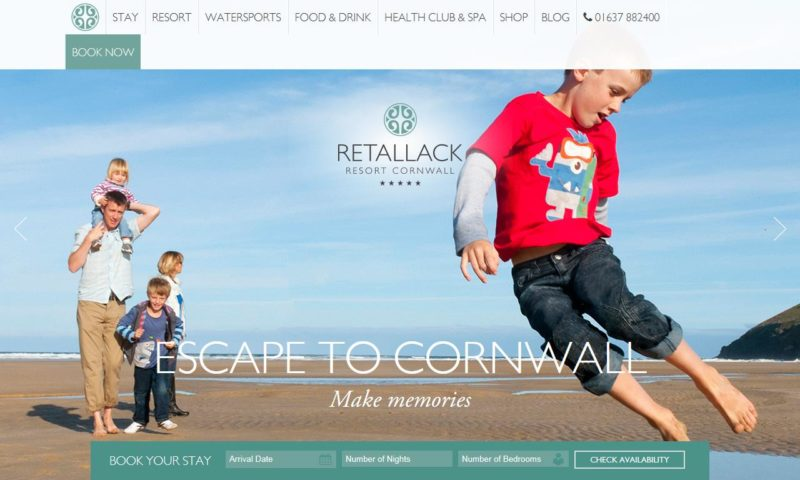 Retallack Resort and Spa