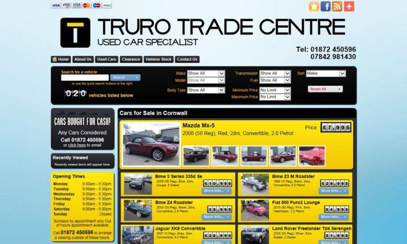 Richards Specialist Cars of Truro Ltd