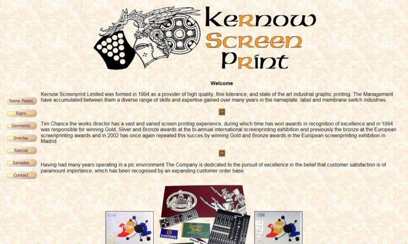 Kernow Screen Printers