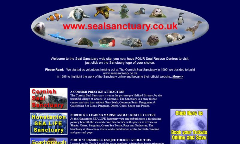 The National Seal Sanctuary