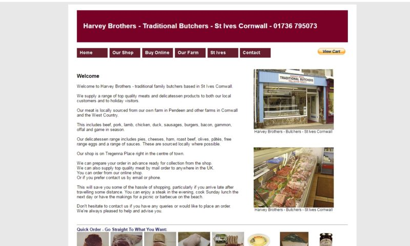Harvey Brothers – Traditional Butchers