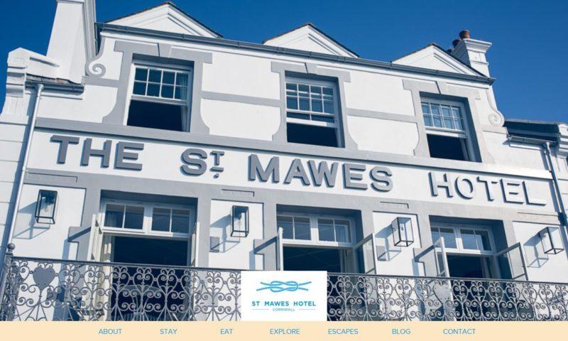 St Mawes Hotel