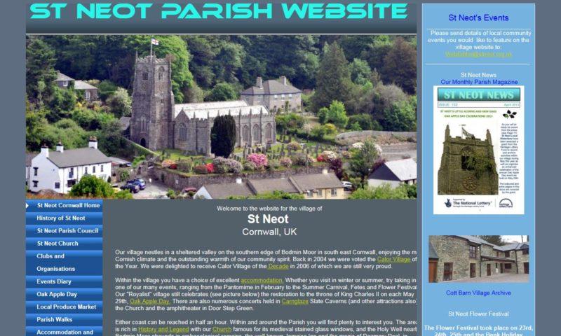St Neot Cornwall