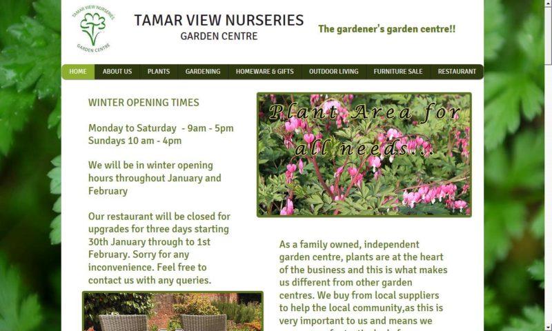 Tamar View Nurseries and Garden Centre