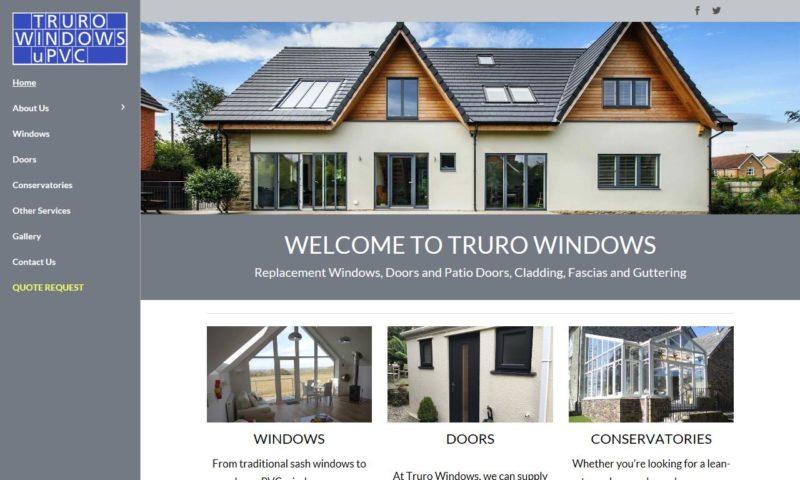 Truro Windows