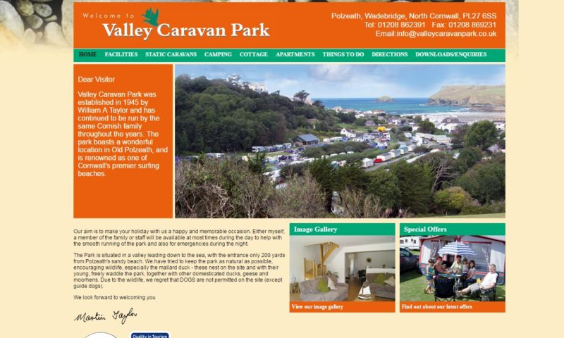 Valley Caravan Park