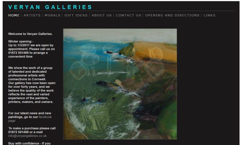 Veryan Galleries