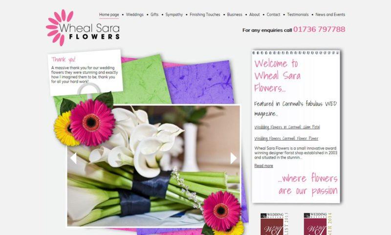 Wheal Sara Flowers