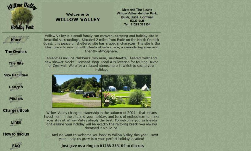 Willow Valley Holiday Park