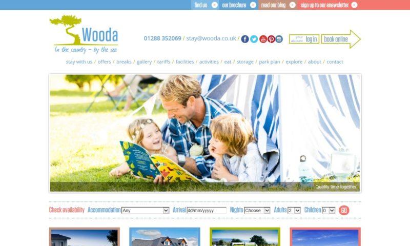 Wooda Caravan Park